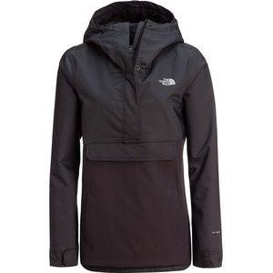 THE NORTH FACE cadet rain anorak jacket
